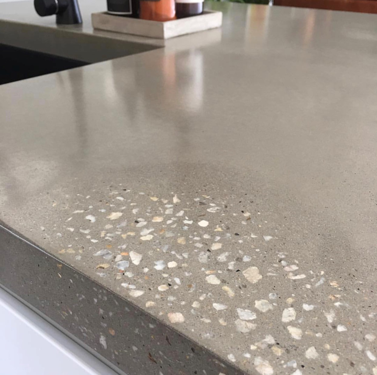 concrete countertop Concreate