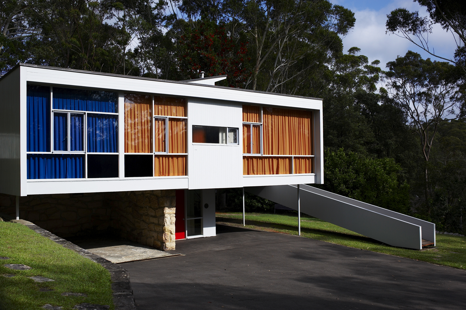 Rose Seidler House, Sydney Living Museums