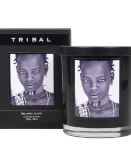 Island Luxe Tribal Candle