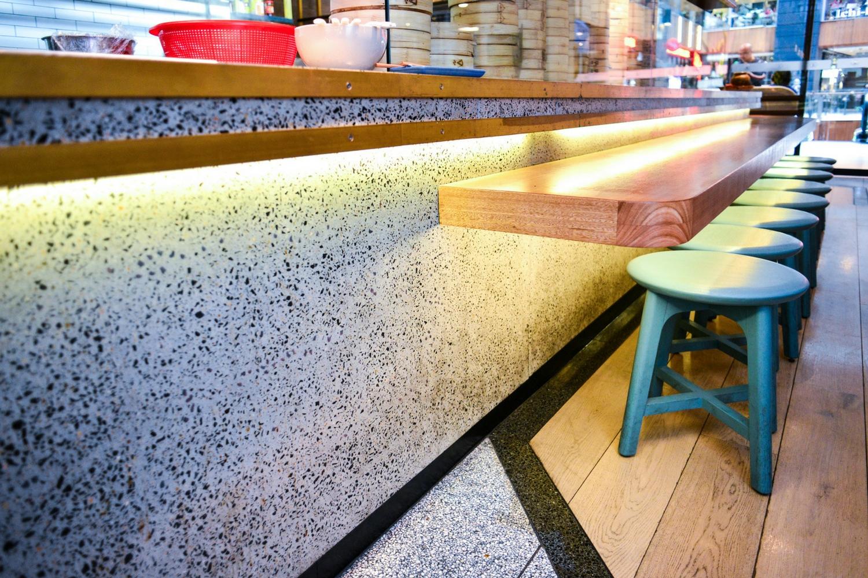 concrete panels, real concrete