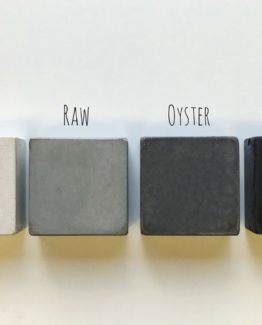 concrete sample block set