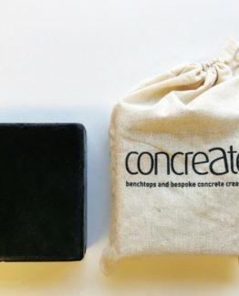 Peppercorn concrete sample