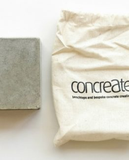 Concreate sample block Raw